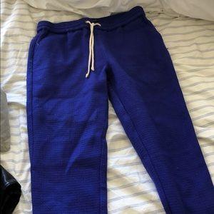 MADEWELL blue pants
